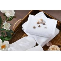 China cotton 35*75cm face towel,good quality organic cotton hotel towel on sale