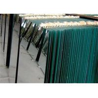 Safety Large Silver Mirror Glass Sheet Color Optional Moisture Resistant