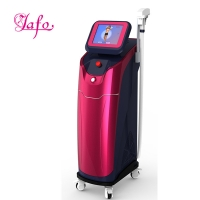 Best LF-644A high quality 810 diode laser hair removal machine / laser 810nm epilation machine CE approved wholesale