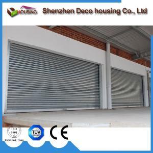 Best galvanized steel rolling door wholesale