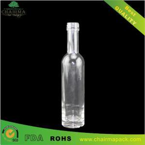 Best Round Vodka Glass Bottle wholesale