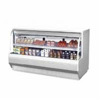 China Multipurpose Refrigerated Meat Display Cabinets Intelligent Temperature Control on sale