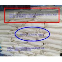 China A new bioacid that replaces glacial acetic acid/a new substitute chemical for printing and dyeing auxiliary on sale