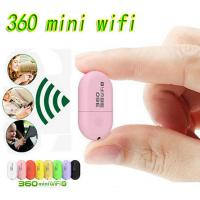 Best 360 Free Pocket WiFi Router 360 Portable USB WiFi Router Available for Computer Laptop Tablet PC wholesale