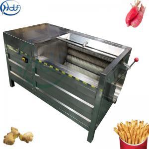 Best Potato Washing Machine Potato Washing Machine / Automatic Potato Peeler Machine wholesale