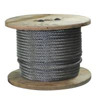 Best 7x7 Stainless Steel Wire Rope with Diameter 10mm for metallurgy wholesale