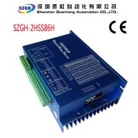 CNC Hybrid Closed loop Stepper Servo Drive Driver 4.5N.M Motor with Encoder