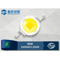 Best 585-590nm Yellow-White LED  High Power Color LED for Traffic Lighting wholesale