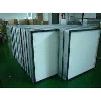 Cheap HEPA aluminum Filter For Hvac System for sale