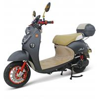China 800W Electric Street Motorcycle / Drum Brake Electric Power Motorcycle on sale