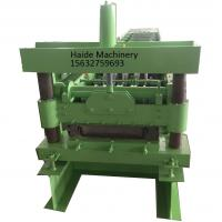China Reliable Joint Hidden Roof Panel Making Machine With 4kw Power PLC Control on sale