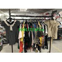 Best Colorful Second Hand Womens Cotton Blouses Mixed Size For Southeast Asia wholesale