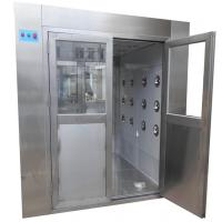 Best Medical Class 100 Stainless Steel Air Shower Clean Room Laboratory wholesale