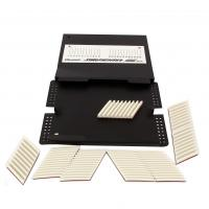 Best Aluminum 24 Single Fiber Joint Enclosure For Termination Box Network Equipment wholesale