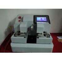 Paper Board Four Point Bending Stiffness Tester 110/220V AC 250W