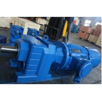 China Energy - Saving Speed Reducer Gearbox 1800N.M Output Torque With Blue Color on sale