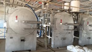 Best SS304 /45kw 20t/h Sweet Potato Starch Production Line /centrifugal sieves wholesale