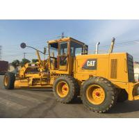 China 2008 Year Used Cat Motor Grader , Second Hand Caterpillar 140H Grader on sale