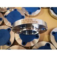 Best ASME A182 Steel Flanges Material F316 / F316L Slip On Flanges Designed wholesale