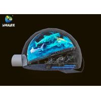 Best Black Dome Movie Theater Capacity 28 People / 360 Dome Projection wholesale