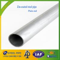 Best hot dipped galvanized steel pipe price z200-z275g wholesale