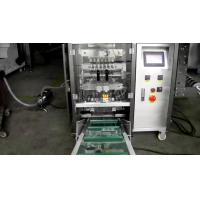 Best Bright Color Automatic Liquid Packing Machine for oil / shampoo , 1 year Warranty wholesale