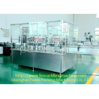 3 In 1 automatic liquid packaging machine with Import servo motor