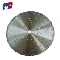 China 12 Inch Diamond Saw Tools , Concrete Cutting Blade Good Thermal Performance on sale
