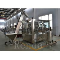Buy cheap 10000 BPH Automated Juice Filling Machine Packaging 380V Highly Automated Easy from wholesalers