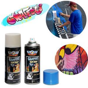 Best Fading Resistant Aerosol 500ml Graffiti Artist Spray Paint Enviromental Friendly wholesale