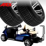 Best APEX 205/50-10 Golf Cart Tire for citEcar, Club Car, Cushman, Evergreen, EZGO, Garia, Yamaha, Star EV, Tomberlin Vehicle wholesale