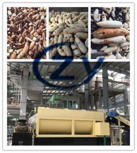 Best Sand Removing Sweet Potato Starch Machine Cassava Rotary Drum Washing Machine wholesale