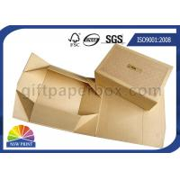 Best Custom Printed Rigid Foldable Gift Box Cardboard Paper Collapsible Box wholesale