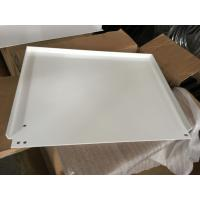 Best White powder coating panel with tapping and bending for the outdoor light box wholesale