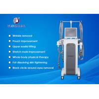 Best 5 In 1 System RF Roller Vacuum Body Slimming Machine For Face / Body Use wholesale
