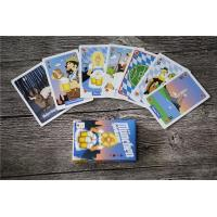 Best Judgement / Explanation Oracle Tarot Cards Custom 4 Color Printing Type wholesale
