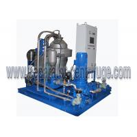 Best Automatic Skid Mounted Type Centrifugal Mineral Fuel Oil Handling Separator System for 3-phase Separation wholesale