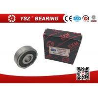 China Motorcycle Ball Bearing Deep Groove Ball Bearings 6300 ZZ / 2RS / OPEN 10*35*11 MM on sale