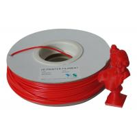 Best Nylon 1.75mm Red 3D Printing Filament for 3D printer with makerbot wholesale