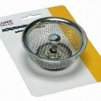Best Basket Sink Strainer with Stopper, 2 to 3/4-inch Size, Made of Wire and Rubber wholesale
