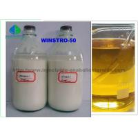 Best Oil - Based Injectable Finished liquid Bodybuilder  Anabolic Steroids Stanozolol Winstrol 50mg For Fat Loss wholesale