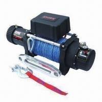 Best 8,000lbs Recovery Winch with Three Stages Planetary and Independent Automatic Brake Drum wholesale