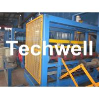 Best Rock Wool Sandwich Panel Machine / Insulated Roof Wall Sandwich Panels For Cool Room wholesale