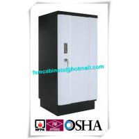 150L Vertical Anti Magnetic Fireproof Locking File Cabinet For Document / Data Storage