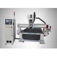 Best 9kw Automatic Cnc Wood Carving Router Machine High Accuracy 15000mm/ Min Speed wholesale