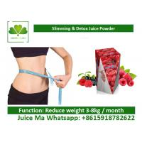 China Best Share Slimming Raspberry Juice Tea , Loss Weight Management Products on sale