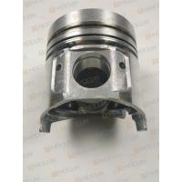 China 4TNE98 Yanmar Diesel Engine Parts Cast Aluminum Pistons 98mm Height YM129903-22120 on sale