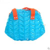 Best Trend Summer high quality fashion bubble waterproof bag jelly beach bag crystal shoulder bag inflatable dabble dry bag wholesale