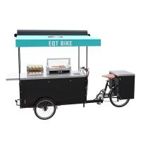 Best Commercial Food Cart Trailer , Multipurpose Food Vending Tricycles wholesale