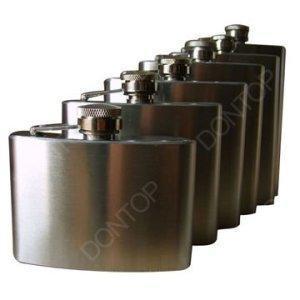 Best Stainless Steel Hip Flask (H04B Series) wholesale